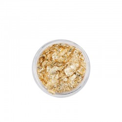 PAN DE ORO CRUMBLED FOIL GOLD